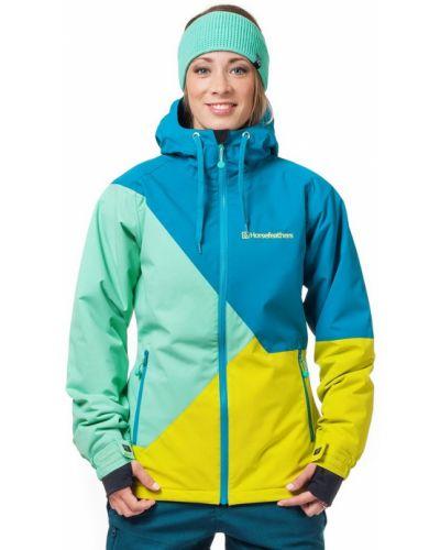 Куртка сноубордическая мятная Horsefeathers®