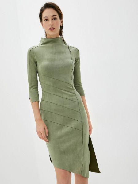 Платье - зеленое Imagefor