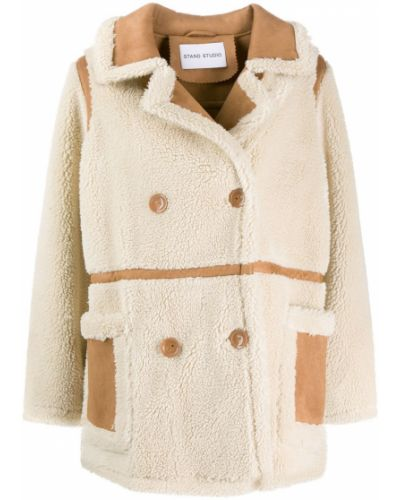 Удлиненный пиджак на пуговицах свободного кроя Stand