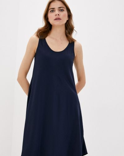 Синее платье Shelter