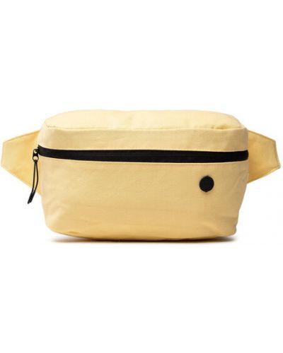 Żółty plecak Outhorn