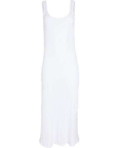 Хлопковое платье - белое Vitamin A