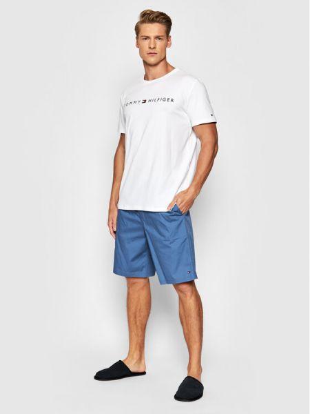 Piżama - biała Tommy Hilfiger