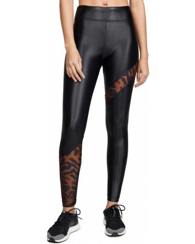 Компрессионные трикотажные леггинсы стрейч Koral Activewear