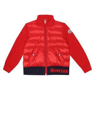 Куртка пуховый Moncler Enfant