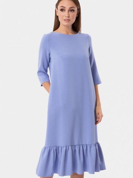 Повседневное платье осеннее Vladi Collection