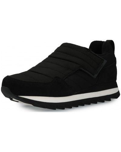 Кожаные полуботинки - черные Merrell