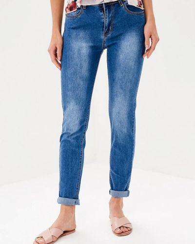 Голубые джинсы Bruebeck