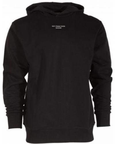 Czarna bluza Drole De Monsieur