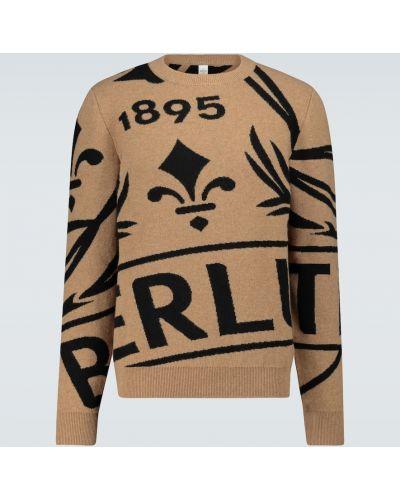 Кашемировый свитер - черный Berluti