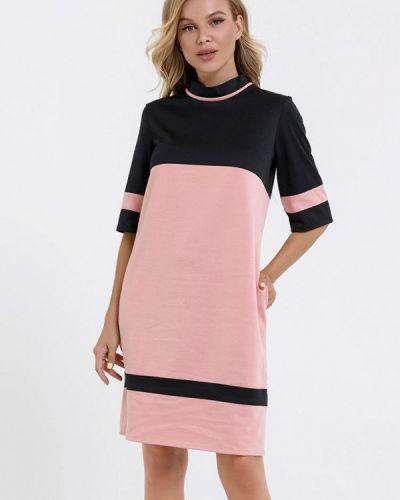 Прямое розовое платье Magnet