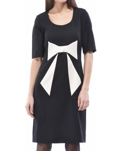 Платье из вискозы осеннее Love Moschino