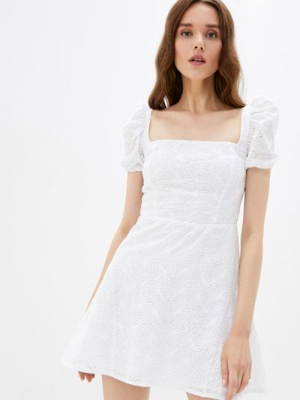 Белое весеннее платье M,a,k You Are Beautiful