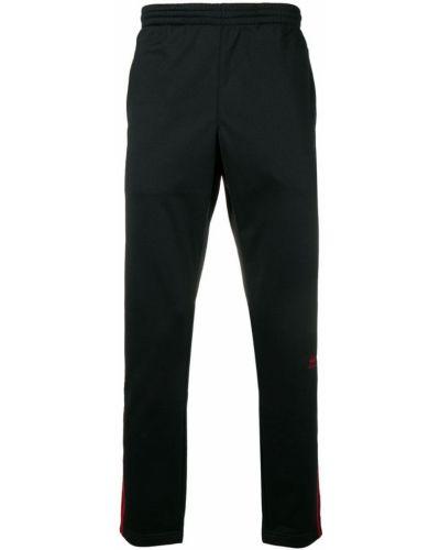 Спортивные брюки черные с карманами Adidas