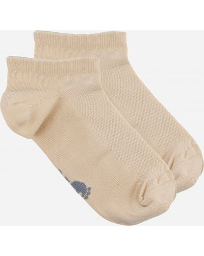 Укороченные носки короткие - бежевые Lapas