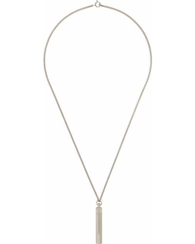 Ожерелье - серебряное Vetements