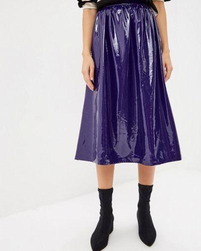 Юбка итальянский фиолетовый Miss Miss By Valentina