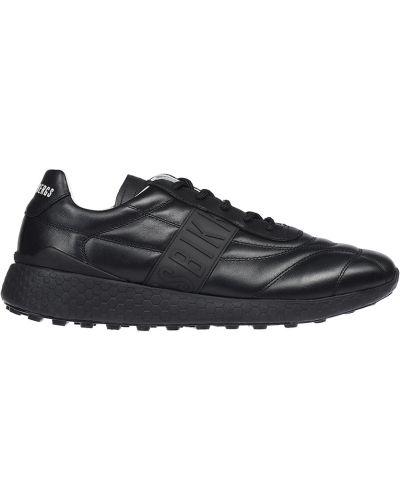 Черные кроссовки Bikkembergs
