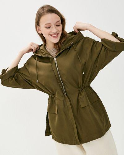 Облегченная куртка хаки Geox