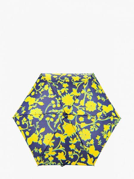 Синий складной зонт Marks & Spencer