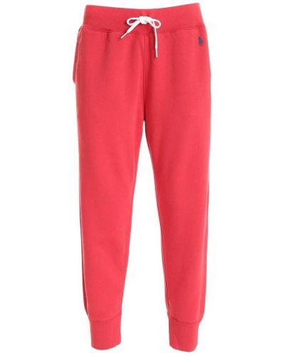 Joggery - różowe Ralph Lauren