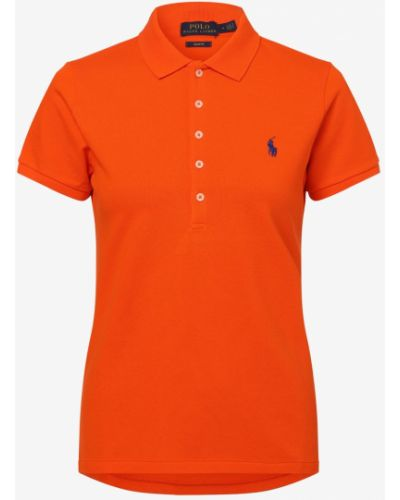 T-shirt - pomarańczowa Polo Ralph Lauren