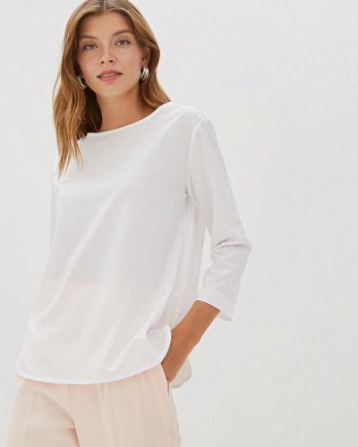 Блузка с длинным рукавом белая Froggi