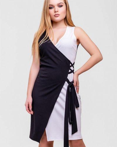 Разноцветное платье Sfn