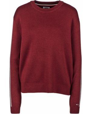 Джемпер красный бордовый Tommy Jeans