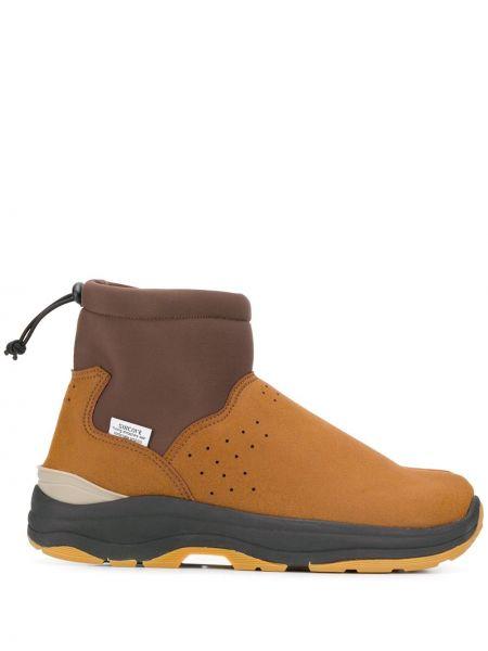 Buty brązowe Suicoke