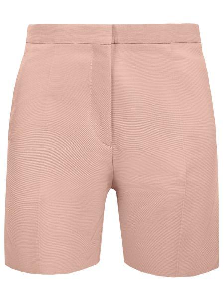 Шорты с карманами - розовые Rochas