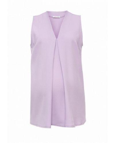 Фиолетовая блузка Mammysize