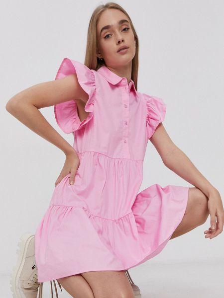 Хлопковое платье Vila