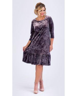 Платье платье-сарафан с оборками тм леди агата