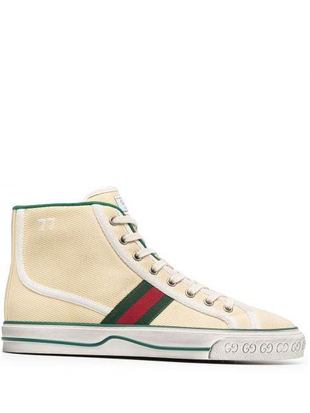 Top - beżowe Gucci