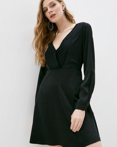 Повседневное черное платье Liu Jo