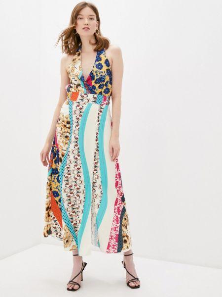 Разноцветное платье Care Of You