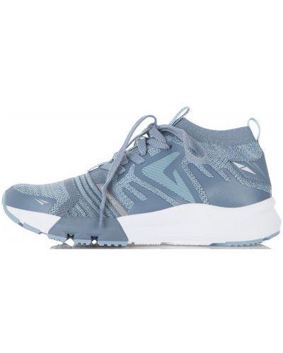 Кроссовки для бега на шнуровке мембранные Demix