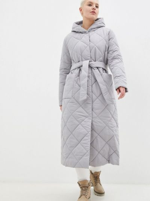Утепленная куртка - серая Modress