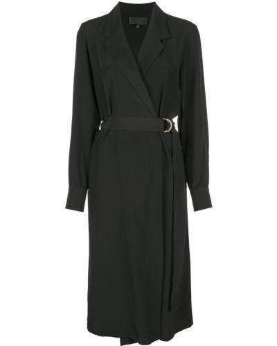 Платье макси платье-пиджак с поясом Nili Lotan