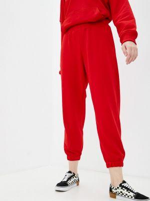Красные спортивные спортивные брюки Sport Angel