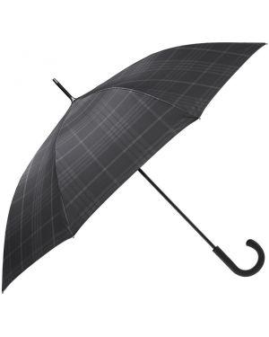 Зонт в клетку зонт-трости Henderson