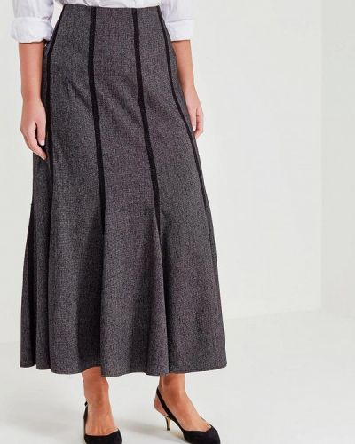 Серая юбка Kr