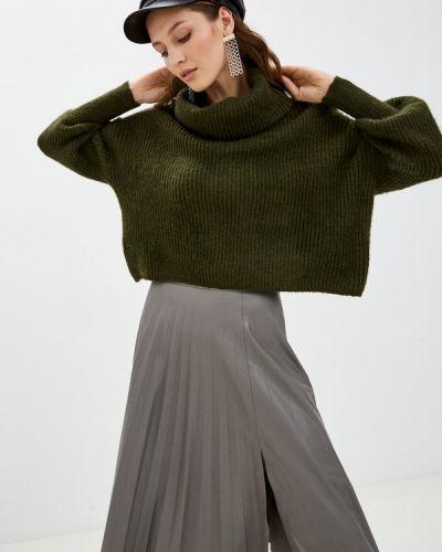Зеленый свитер By Swan