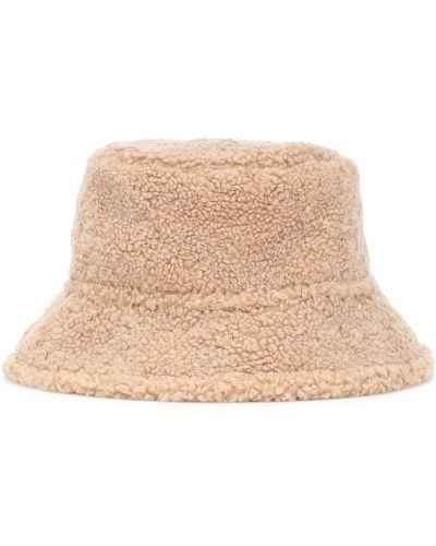 Beżowy kapelusz Il Gufo