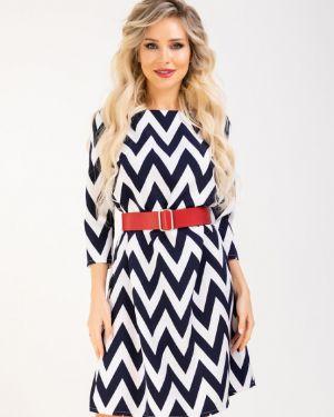 Платье платье-сарафан с рукавами Ellcora