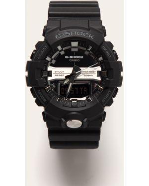 Czarny zegarek mechaniczny Casio