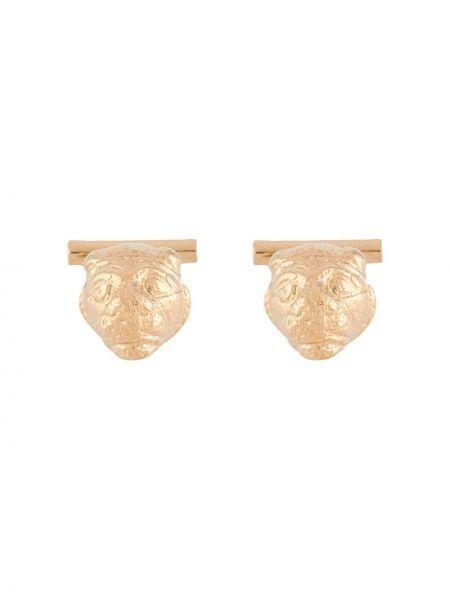 Spinki do mankietów srebrne Victoria Strigini
