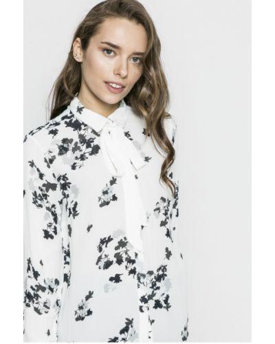 Бежевая блузка Vila