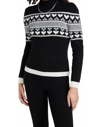Шерстяной белый длинный свитер Generation Love